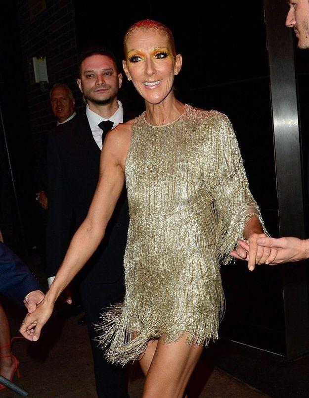 Céline Dion : ses trois fils la rejoignent sur scène pour sa dernière à Vegas