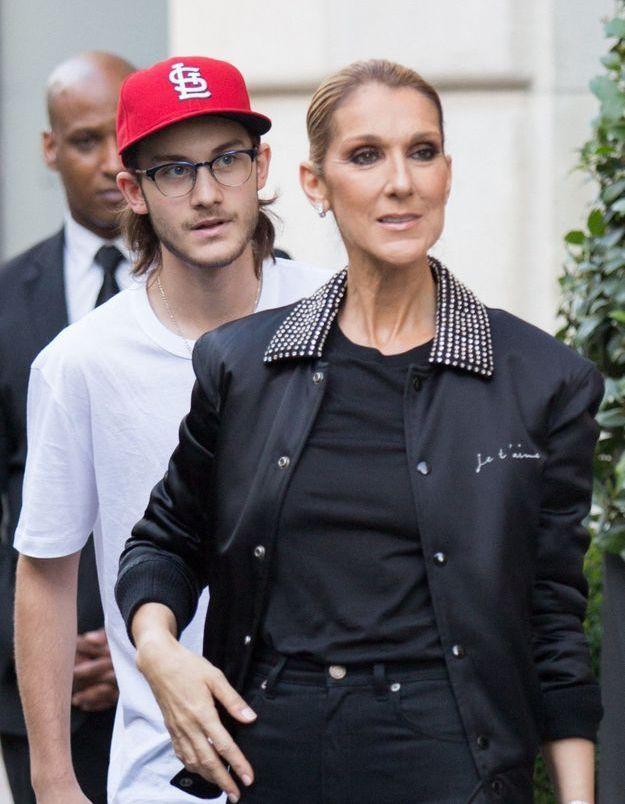 Céline Dion : son fils René-Charles en couple avec une femme plus âgée, elle donne son avis