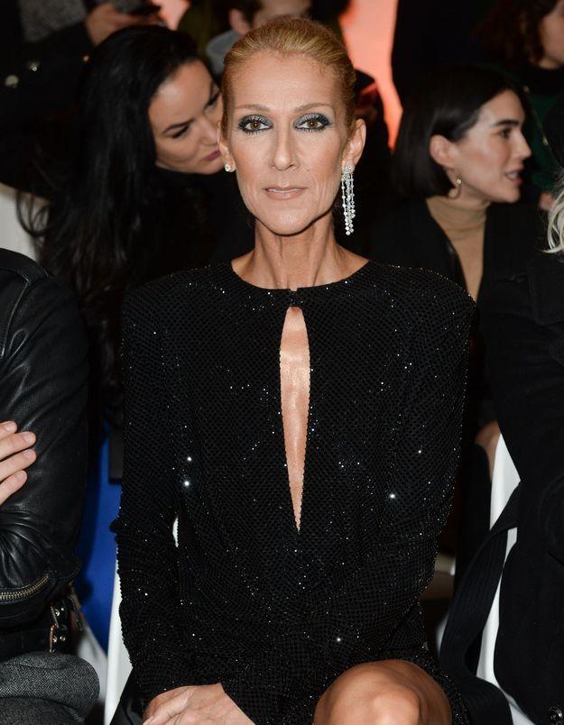 Céline Dion très amincie : elle dévoile la raison de sa perte de poids