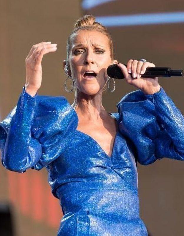 Céline Dion trop maigre ? Elle répond à ceux qui la critiquent