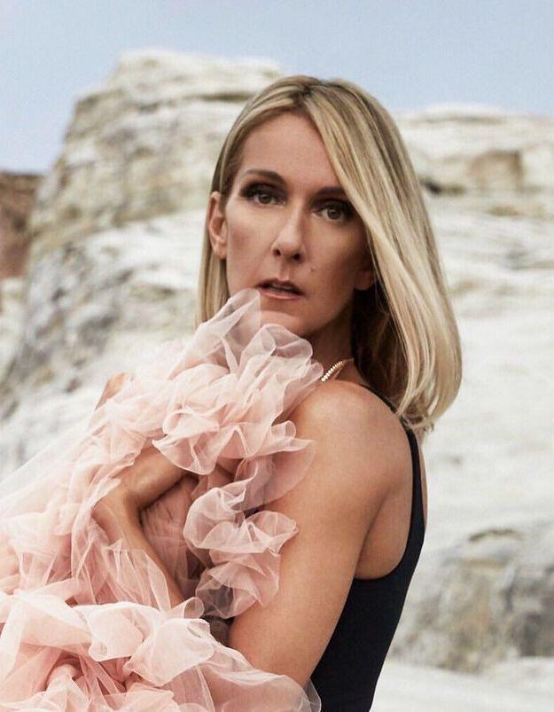 Céline Dion : ultra sexy sur scène avec sa nouvelle coupe de cheveux
