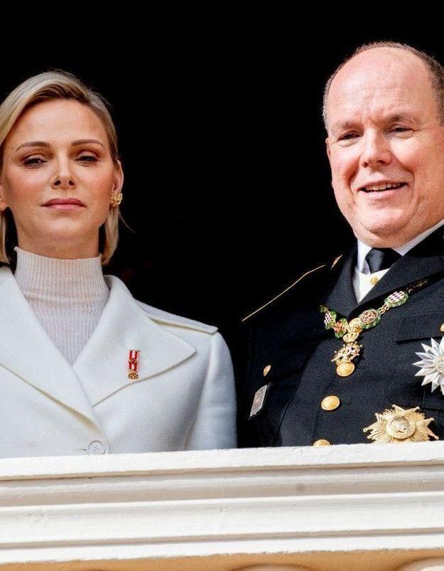 Charlène et Albert de Monaco : découvrez leur nouvelle photo officielle avec Gabriella et Jacques