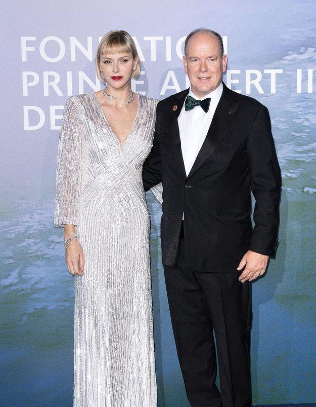 Charlène et Albert de Monaco partagent une photo de Jacques et Gabriella pour Pâques