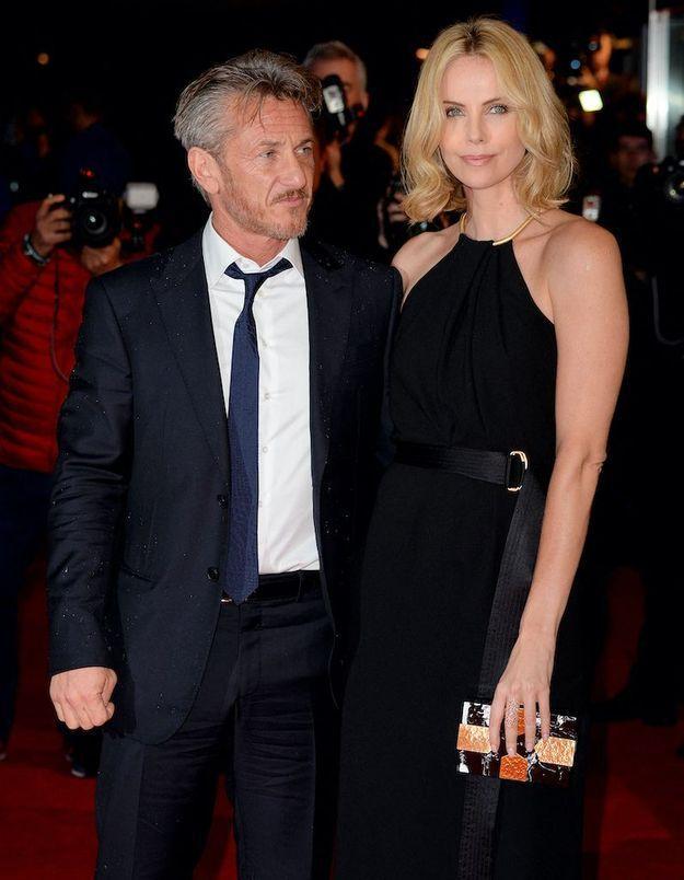 Charlize Theron : la vérité sur sa relation avec Sean Penn