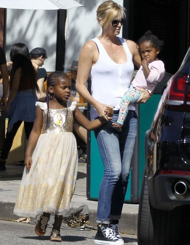 Charlize Theron : son souhait pour sa fille transgenre