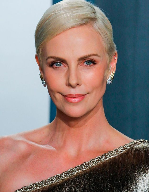 Charlize Theron soutient le geste d'Adèle Haenel contre Roman Polanski aux César