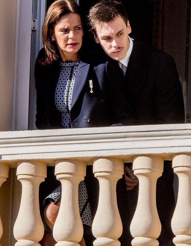 Stéphanie de Monaco et Louis Ducruet
