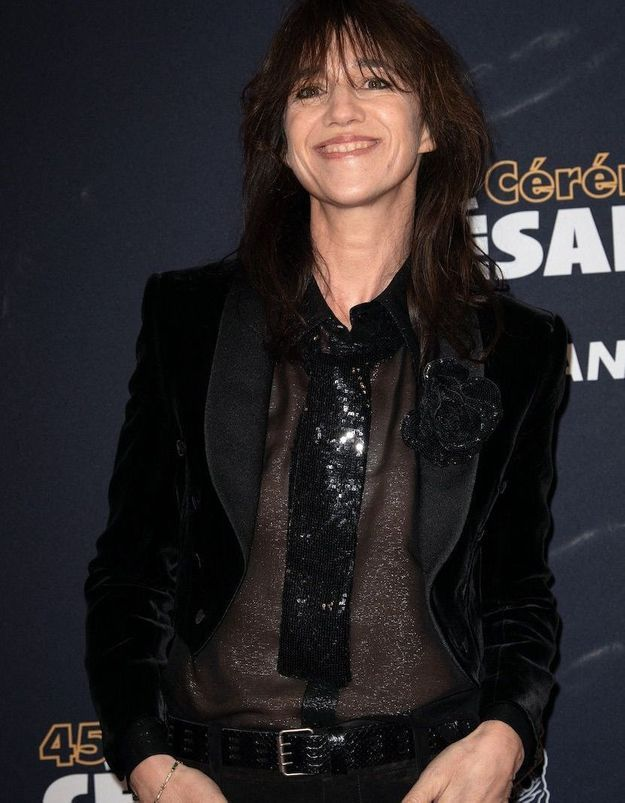Charlotte Gainsbourg dévoile une rare photo de sa fille Joe, son petit sosie