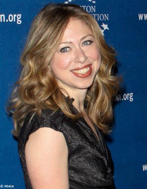 Chelsea Clinton se lance dans la télé avec NBC