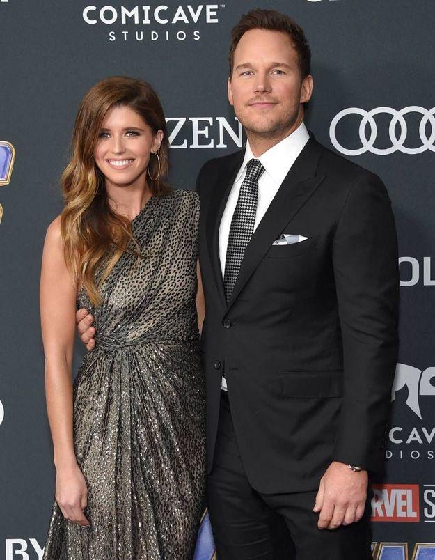 Chris Pratt et sa femme Katherine Schwarzenegger vont être parents