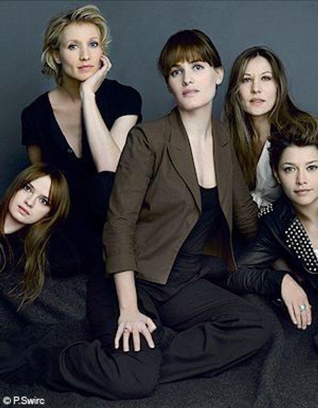 Cinq actrices deviennent réalisatrices : découvrez-les…