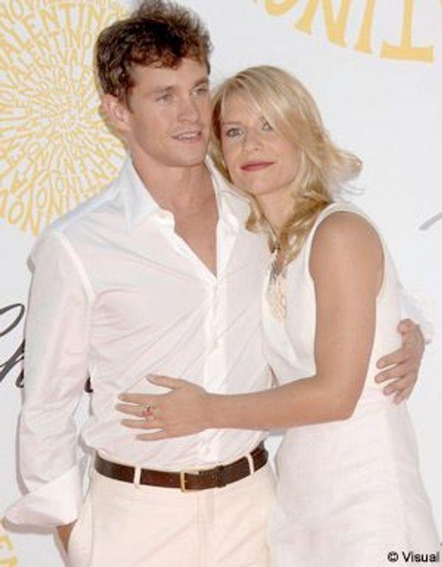 Claire Danes et Hugh Dancy se marient en France