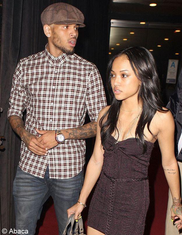 Clap de fin pour Chris Brown et Karrueche Tran
