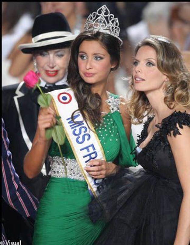 Combat de femmes à la tête de Miss France