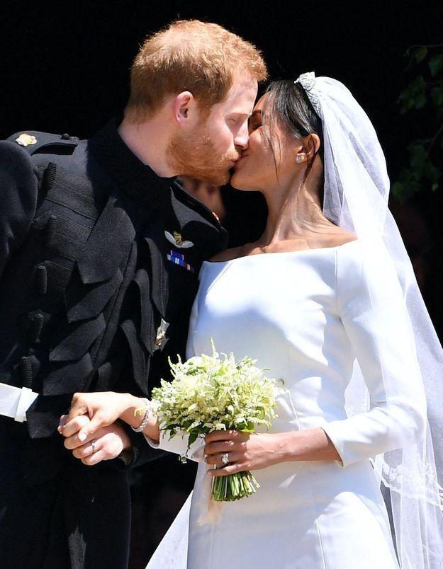 Comment Meghan Markle et le prince Harry ont célébré leurs deux ans de mariage