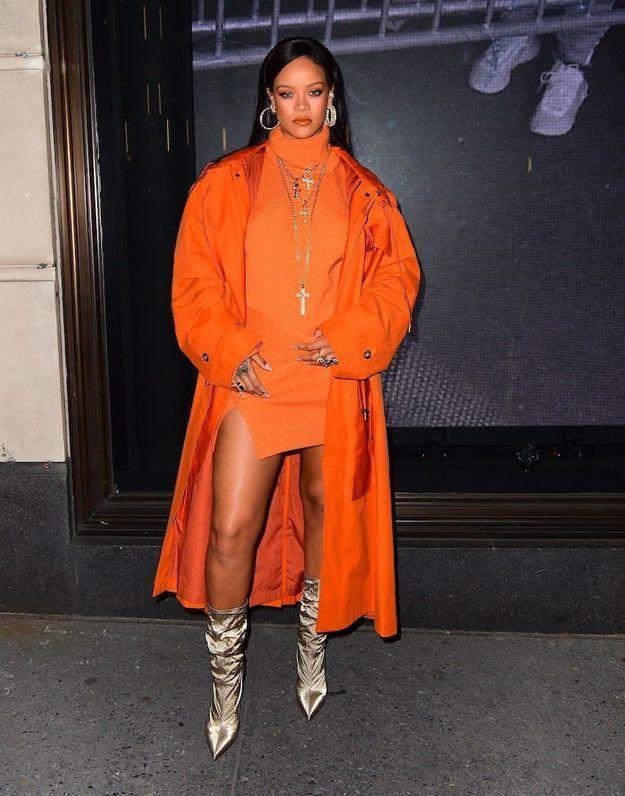 Coronavirus : Rihanna fait un don de 5 millions de dollars