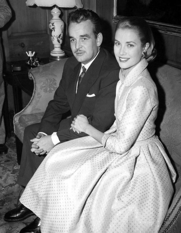 Couple de légende : Rainier de Monaco et Grace Kelly, le prince et l'actrice