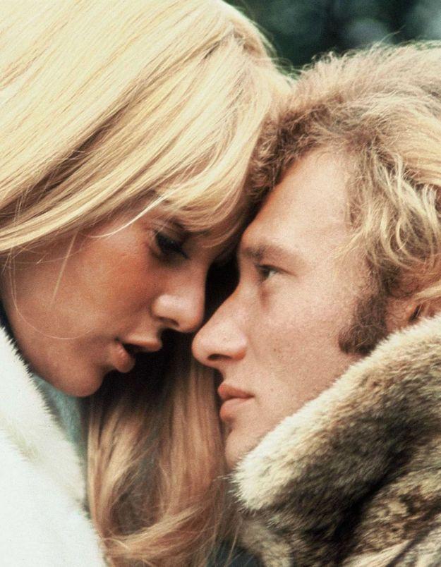 Couple de légende : Sylvie Vartan et Johnny Hallyday, les chanteurs