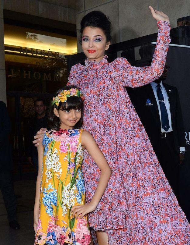 Covid-19 : Aishwarya Rai et sa fille hospitalisées