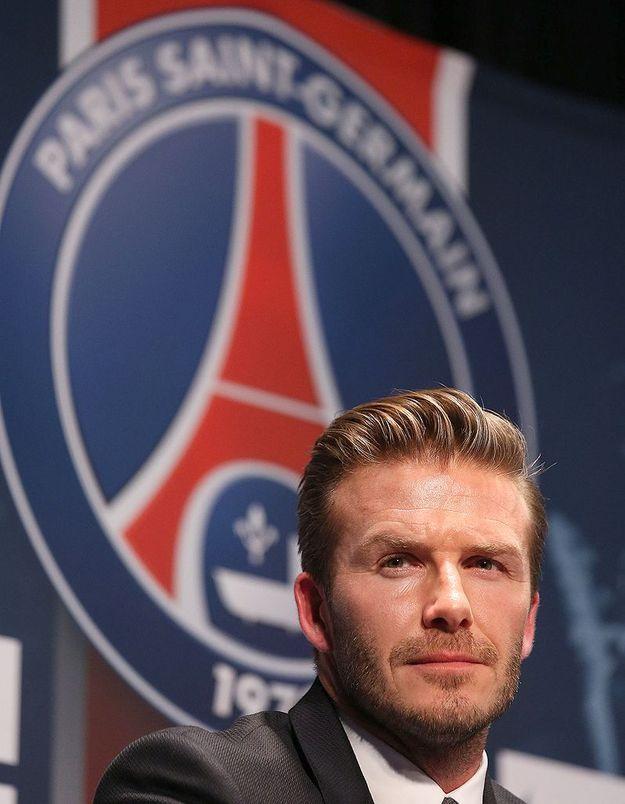 David Beckham : il touchera un salaire au PSG
