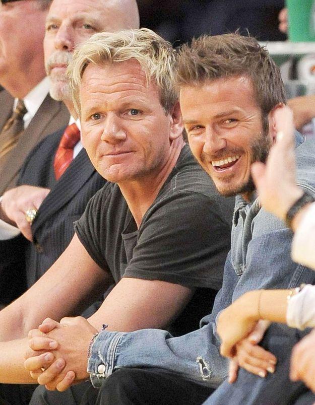 David Beckham se reconvertit dans la restauration