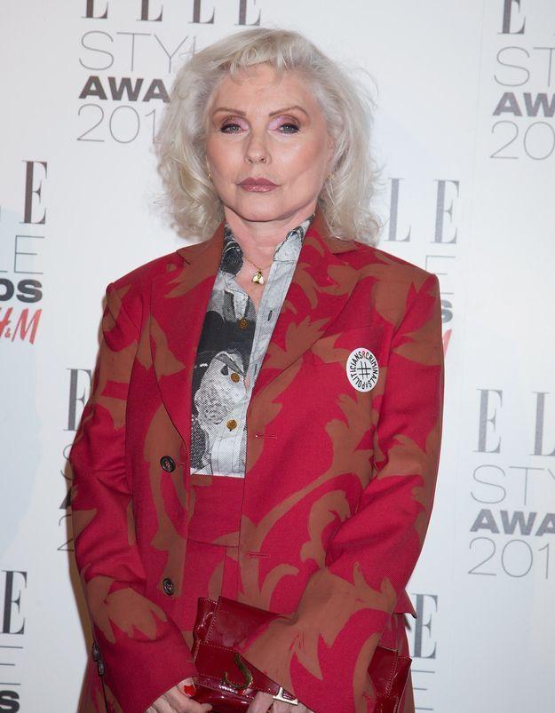 Debbie Harry (Blondie) : elle a été la proie du serial killer Ted Bundy