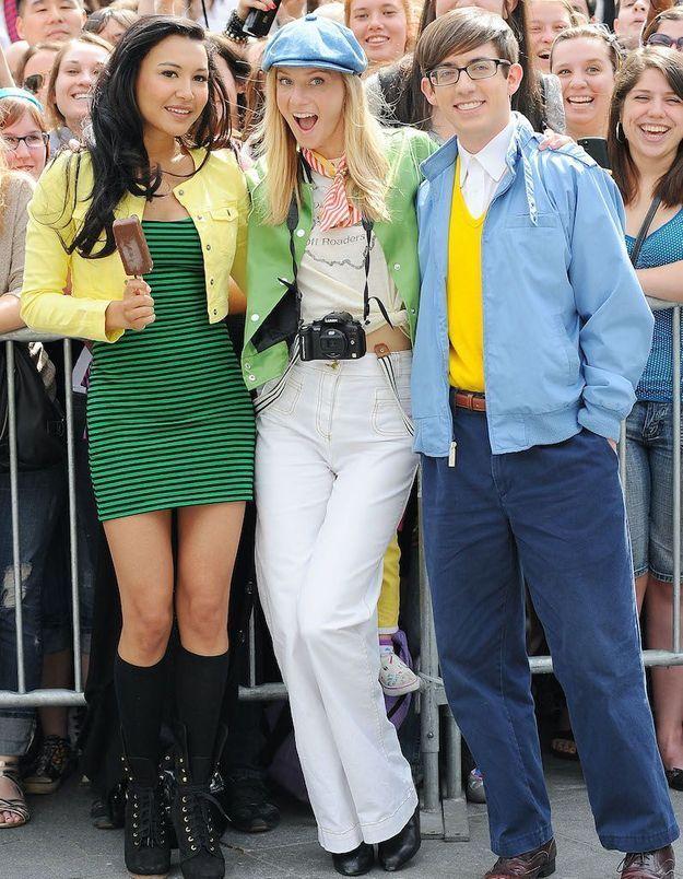 Décès de Naya Rivera : les stars de « Glee » lui rendent hommage