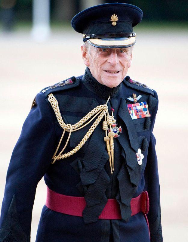 Le prince Philip, mari de la reine d'Angleterre et duc d'Edimbourg, est mort