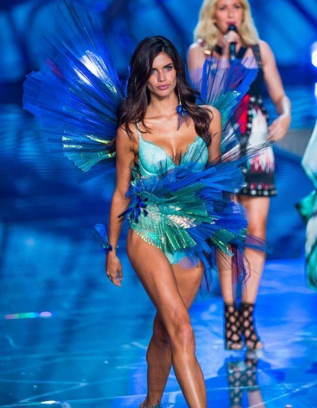 Sara Sampaio au défilé Victoria's Secret 2015