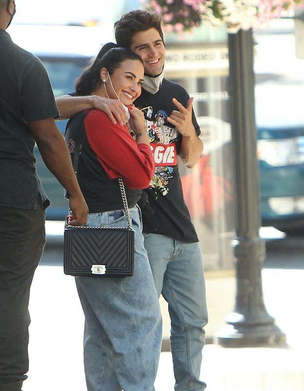Demi Lovato et Max Ehrich se séparent deux mois après leurs fiançailles