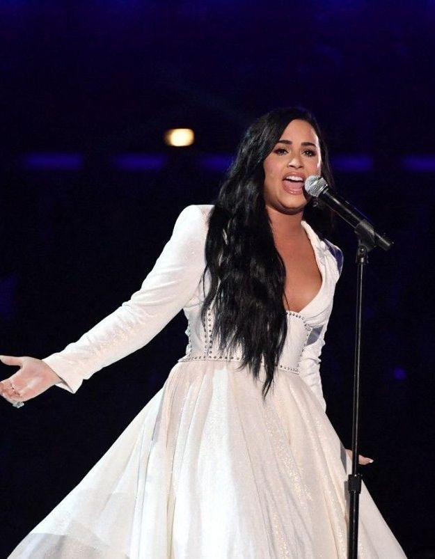 Demi Lovato raconte son coming-out auprès de ses parents !