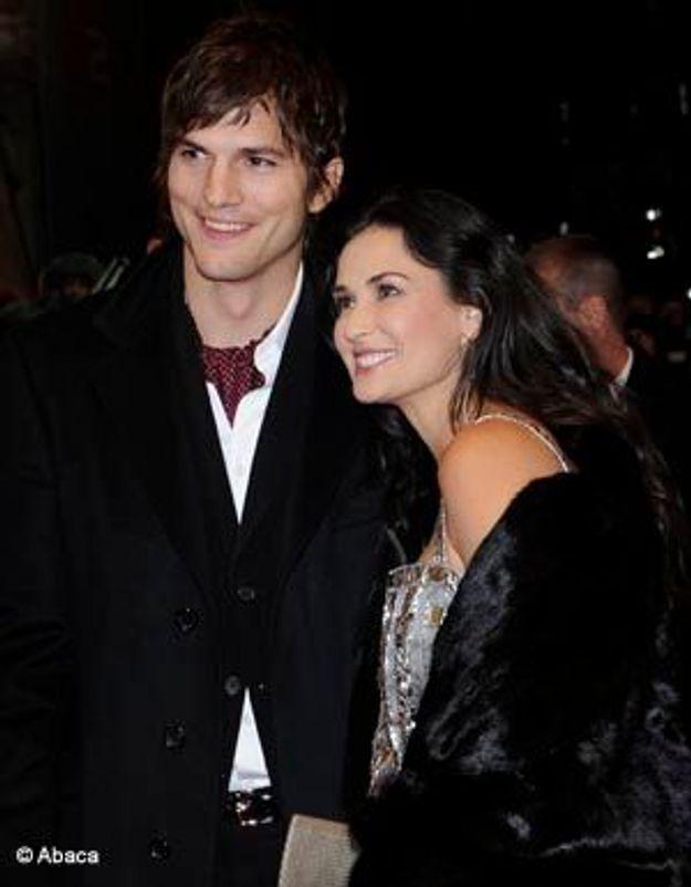 Demi Moore et Ashton Kutcher sur la black-list de la Peta