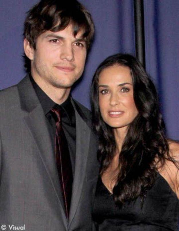 Demi Moore et Ashton Kutcher : un bébé en 2010 ?