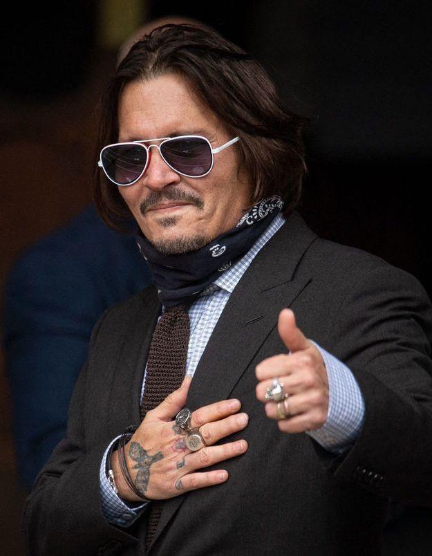 Dernier jour du procès entre Johnny Depp et « The Sun »
