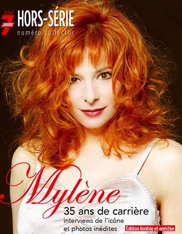 Des photos inédites de Mylène Farmer dévoilées