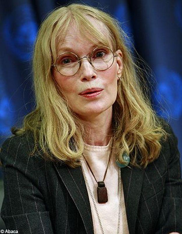 Diamants offerts : après Naomi Campbell, Mia Farrow témoigne
