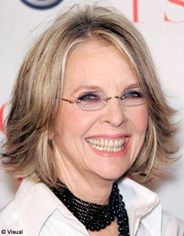 Diane Keaton, hospitalisée suite à une chute