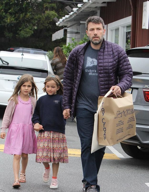 Divorce de Ben Affleck et Jennifer Garner : la nounou, une simple amie ?