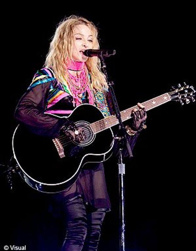 Drame de Marseille : Madonna en larmes lors de son concert