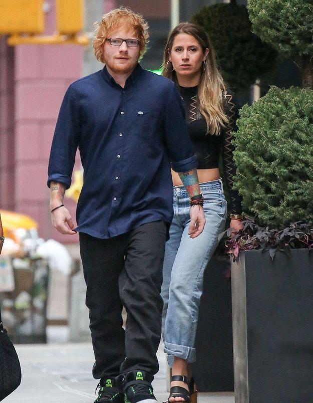 Ed Sheeran et sa femme attendent leur premier enfant
