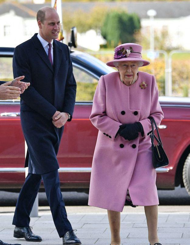 Elizabeth II : ce qu'elle a fait pour sauver le prince William de la dépression