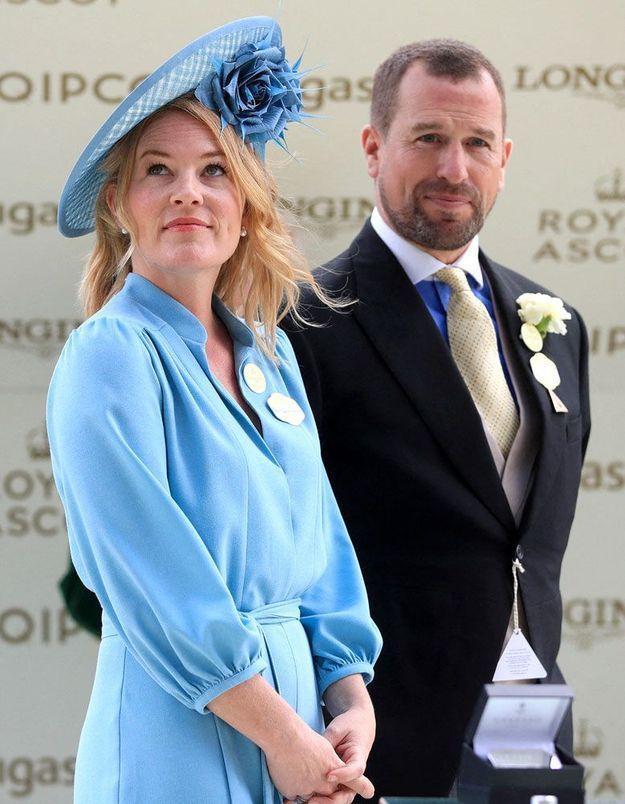 Elizabeth II « contrariée » : son petit-fils Peter Phillips annonce son divorce