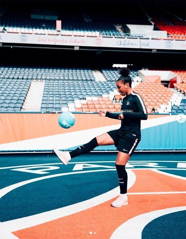 « Elle veut jouer au foot, elle ? » : Grace Geyoro de l'équipe de France féminine raconte