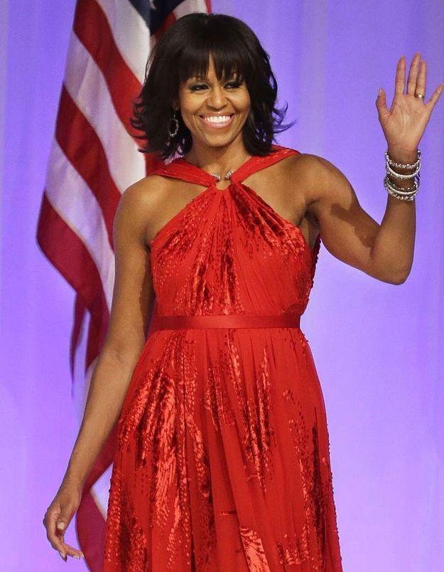 Elles veulent toutes les bras de Michelle Obama !