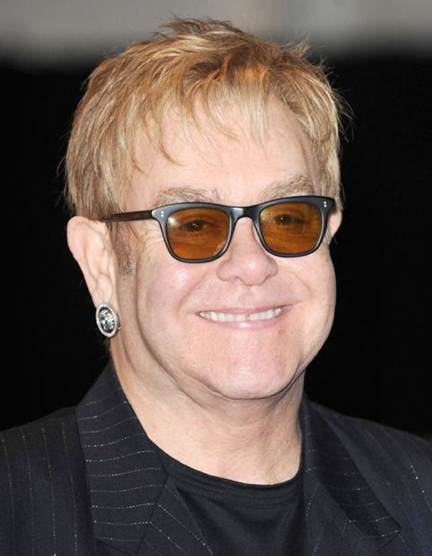 Elton John affirme que Jésus était homosexuel