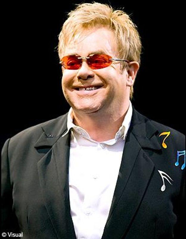 Elton John, trop vieux et trop gay pour adopter en Ukraine