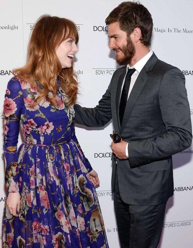 Emma Stone et Andrew Garfield : de nouveau ensemble ?
