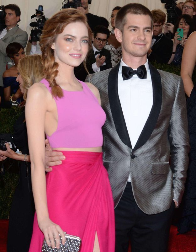 Emma Stone et Andrew Garfield : retour de flamme entre les deux acteurs ?