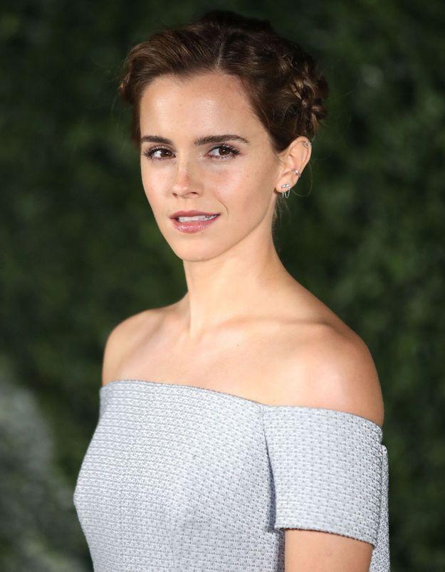 Emma Watson : elle a un sosie et la ressemblance est impressionnante !
