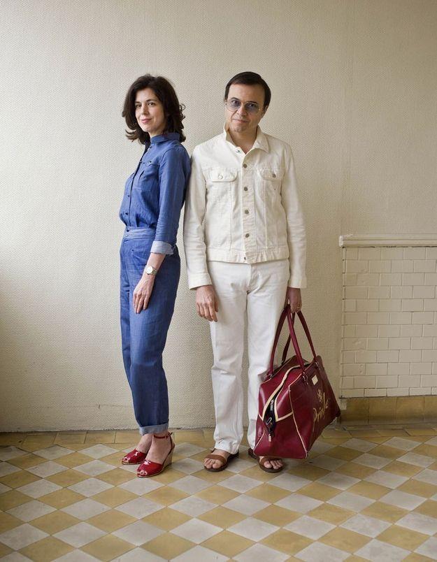 En vacances avec Vanessa Seward et Bertrand Burgalat
